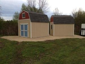FFFV Kids Rank Houses done Tuff Shed